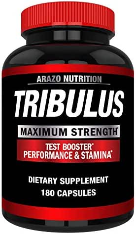 Vitamins & Supplements: Arazo Nutrition Tribulus