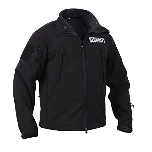 Rothco Special Ops Softshell Security Jacket, Medium by Rothco