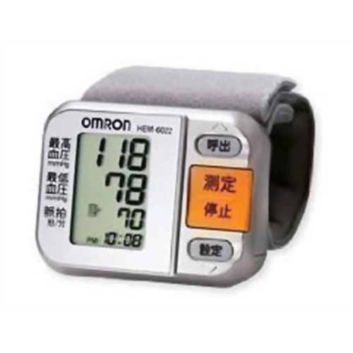 オムロン 電子血圧計 手首式 HEM-6022 B000WMMGKI