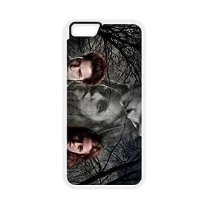 iPhone 6 Plus 5.5 Inch phone case White Twilight KKOU7937438