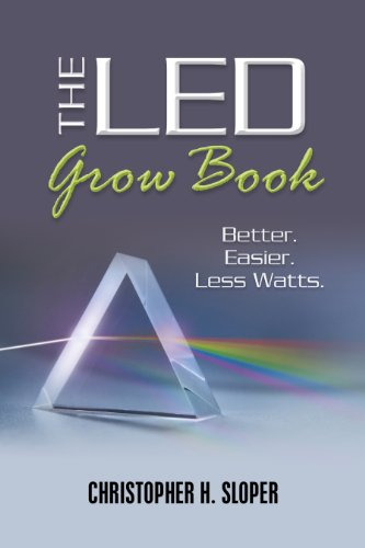 The LED Grow Book by [Sloper, Christopher]