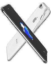 Syncwire Cover per iPhone 8, Cover per iPhone 7 UltraRock Custodia Protettiva per iPhone 7/8 con Protezione Avanzata Caduta e Tecnologia di Salvaguardia Cuscinetto d'Aria - Cristallo Trasparente