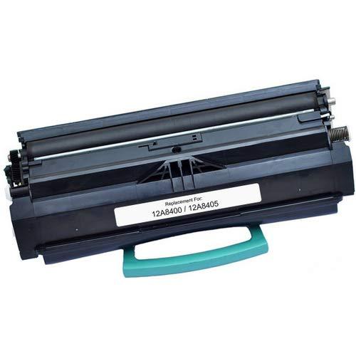 - Compatible LEXMARK 24035SA Toner Cartridge, Black, Page Yield 2.5K, Works For E230, E232, E232T, E234, E234N, E234TN, E240, E240N, E240T, E330, E332, E332N, E332TN, E340, E342, E342TN