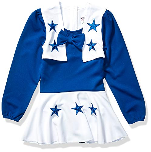 Dcc Toddler Costumes - NFL Dallas Cowboys Girls DCC Cheer