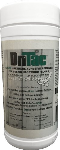 dritac-green-urethane-adhesive-remover-wipe-aways-60-towels