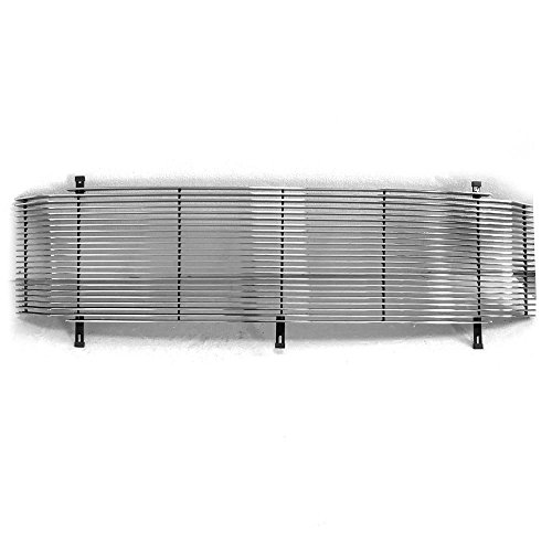 04 Ford F250 New Billet Main Upper Grille Grills Inserts (03 04 Ford F250 Grille)