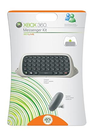 Microsoft Xbox 360 Messenger Kit - cajas de video juegos y accesorios