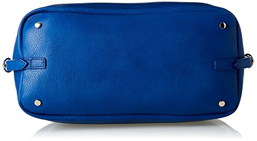 Trussardi Jeans 76B20451, Borsa a mano Donna, Blu, 30 cm