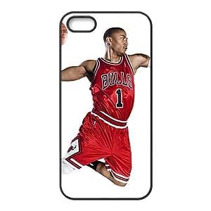 WWWE Derrick Rose NBA Phone Case for Iphone 6 plus 5.5