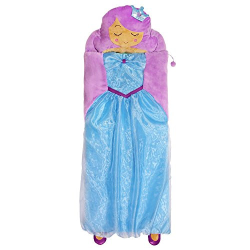 Kid's Animal Character Slumber Sleeping Bag (Princess)