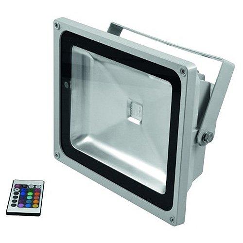 Eurolite 51914605 IP FL-30 COB RGB LED Strahler
