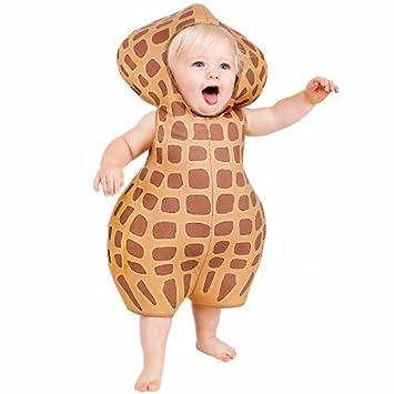 cbcef1bf92b0a ピーナッツ コスプレ着ぐるみ ベビー服  新生児 コスプレ 衣装 仮装 かわいい キャラクター