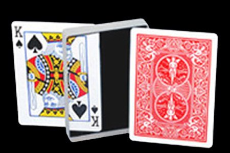 Glass Card (Omni) Deck - Trick Omni Deck