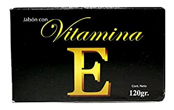 Jabón Con Vitamina E/vitamin E Soap Cont.net. 120g.antioxidant and