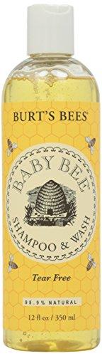 Bees de Burt's, bébé shampooing et lavage, 12 oz
