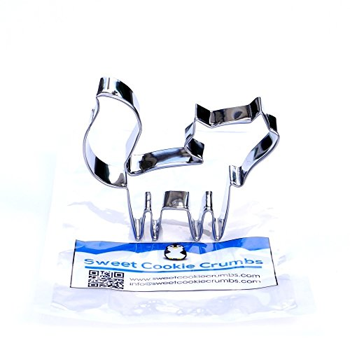 fox-cookie-cutter-stainless-steel