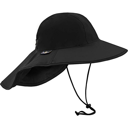 Sunday Afternoons Oregon Cloudburst Hat, Black, Medium