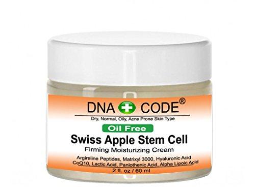 oil free swiss apple stem cell cream