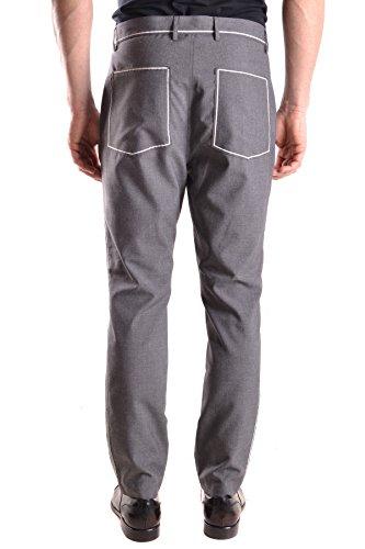Daniele Alessandrini Homme MCBI086533O Gris Polyester Pantalon