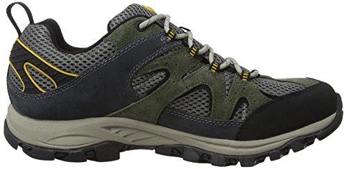 Merrell Sedona GTX, Scarpe Da Escursionismo da Uomo Verde (Loden/Carbon)