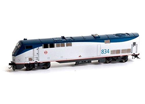 Athearn Ho Body (Athearn ATH88839 HO RTR AMD103/P40, Ex-Amtrak Phase V CDOT #834)