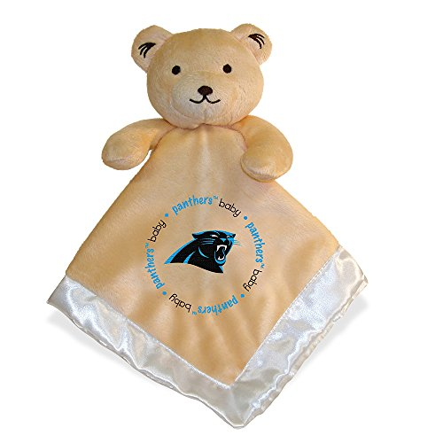 (Baby Fanatic Security Bear - Carolina Panthers Team Colors)