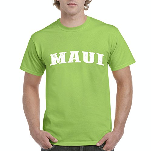 Ugo Maui Hawaii Travel Guide Flag What to do in Hawaii? Beaches Near Me Hawaiian Time Men's T-Shirt - Outlet Westgate