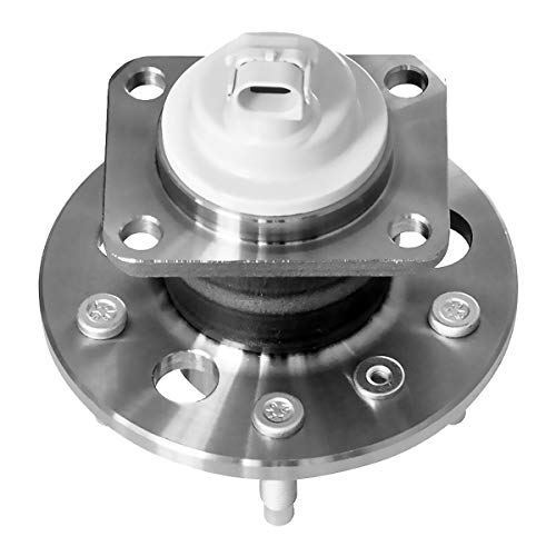 IRONTEK Rear Wheel Hub and Bearing Assembly for 1997-2009 Buick 1997-2013 Chevrolet 1998-2002 Oldsmobile Intrigue 1997-2008 Pontiac 2005 Saturn Relay - Both Left and Right w/ABS (1 PCS)