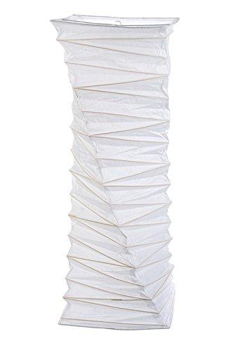 Quasimoon PaperLanternStore.com Large Twist Paper Lantern