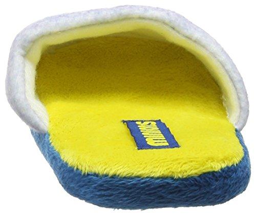 Minions Minion Niños Zapatillas–Pantuflas Tallas 27–34nuevo Amarillo - amarillo
