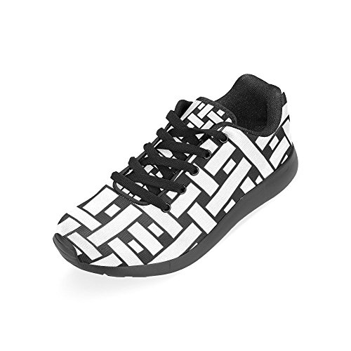 Interestprint Kvinna Trail Löparskor Tillfälliga Lätta Atletiska Sneakers