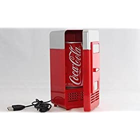 Generic Mini USB Fridge (RED)