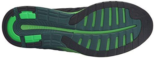 Fuzex Silver Shoe Green Running Gecko Black ASICS Men 4FXxq8wUn5