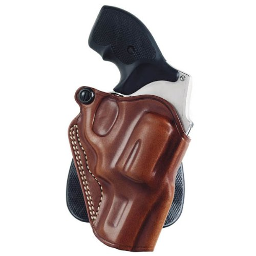 Galco Speed Paddle Holster for Ruger SP101 2 1/4-Inch (Tan, Right-hand) (Paddle Holster Ruger)