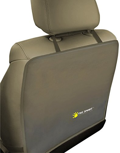 Tike Smart Luxury Clean-Edge Kick Mat - Seat Back Protector