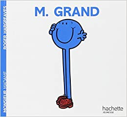 Monsieur Grand Monsieur Madame French Edition Roger