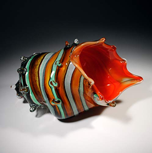 Deco4Sale Handcrafted Art Glass Sale, 9.5