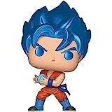 Pop 563 Goku God Dragon Ball Super, Funko, Multicolorido, Pequeno