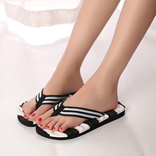 Pantofola Antiscivolo, Sandali Da Donna Estate Sandali Con Tacchetti Interni Da Spiaggia Infradito Da Esterno