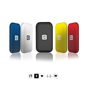 XOSS - Pulsómetro inalámbrico Bluetooth 4.0 con correa para el pecho ...