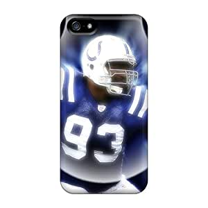 Defender Case For Iphone 5/5s, Indianapolis Colts Pattern