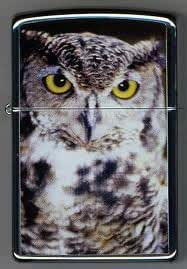Zippo Wise Owl Great Outdoor Collection