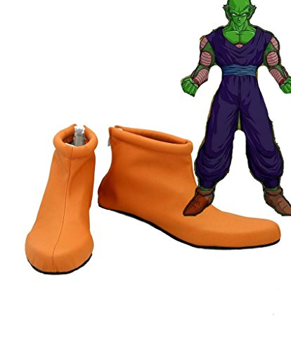 Dragon Ball Anime Piccolo Cosplay Shoes Boots Custom Made