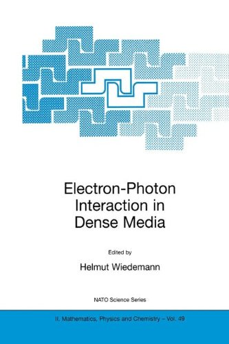 Electron-Photon Interaction in Dense Media (Nato Science Series II:) pdf