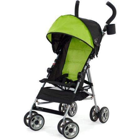 Kolcraft Cloud Umbrella Stroller Spring Green