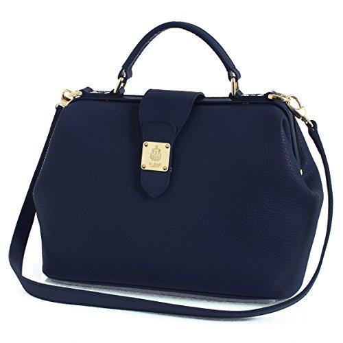 St.Scott London Women's Rachel Dr. Bag One size Navy Blue