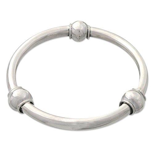 NOVICA .925 Sterling Silver Ba