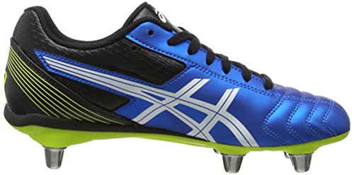 electric Azul Asics Gs Yell Rugby Blue Zapatillas De Lethal Adulto flash white Tackle 3901 Unisex 8Fwrqz8