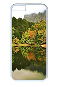 Cape Town South Africa PC case Cover for iPhone 6 and iPhone 6 4.7 inch White