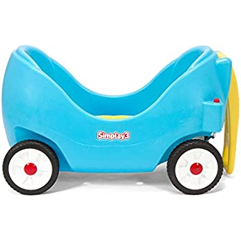Amazon Com Step2 Step 2 Wagon For Two Plus Willow Green